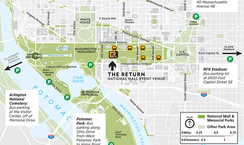 TheReturn Map Bus