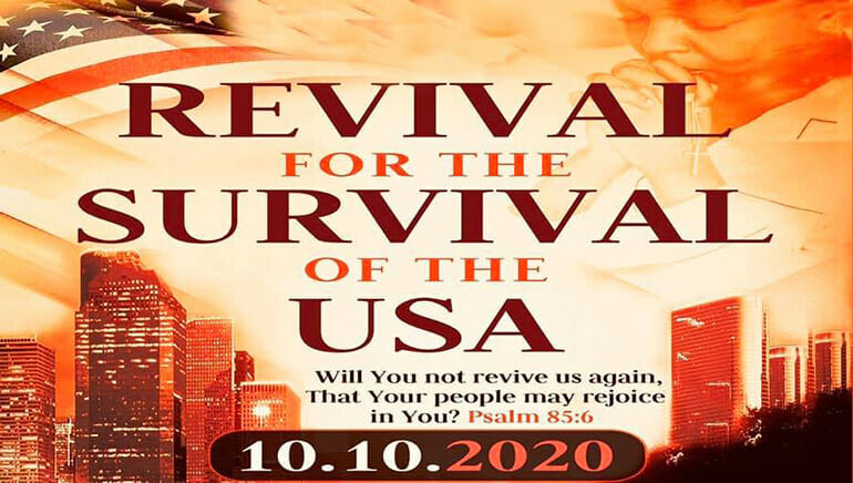 Revival for the Survival